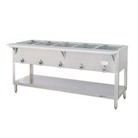 Duke E305SW Electric Steam Table with Five Sealed Wells