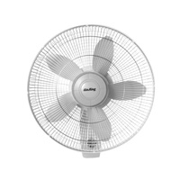 "Air King Commercial 12"" Oscillating Wall Mount Fan"