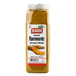 Turmeric, Ground - 16oz
