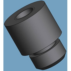 Closed Crucible Coupling
