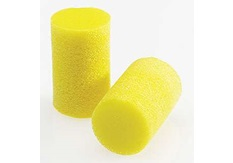 Foam Ear Plugs, Uncorded