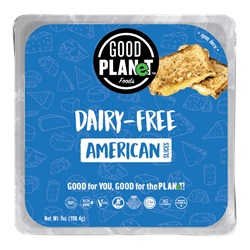 Good Planet Foods, American Slices - 7oz