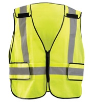 "DOR Public Safety ""Plain"" Mesh Vest"
