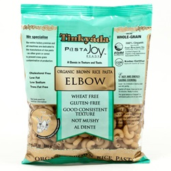 Brown Rice Elbows (Tinkyada), Organic - 12oz (Case of 12)