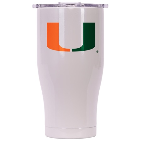 Miami 27oz Chaser Pearl/Clear