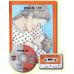 Thy Word - Psalm 139 - NKJV - 1 Book w/CD