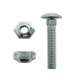 Sickle Section Bolt-on Fastener Head Bolt