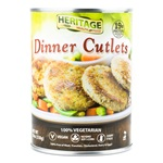 Heritage Foods, Dinner Cutlets - 19oz