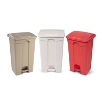 23 Gallon Step-On Trash Cans
