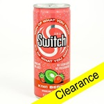 Switch, Kiwi Berry - 8oz (Case of 24) - Clearance