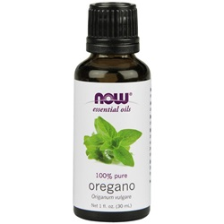 Oregano Essential Oil - 1 FL OZ