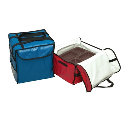 CarryHot Insulated 3-Tray Transport Bag