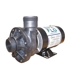 PUMP: 1.0HP 115V 60HZ 1-SPEED 48 FRAME SPA FLO