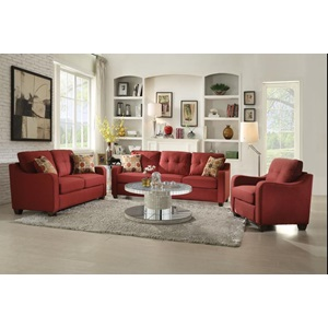 53561 LOVESEAT W/2 PILLOWS