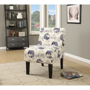 59439 ACCENT CHAIR