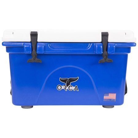 BLUE/WHITE 26 COOLER