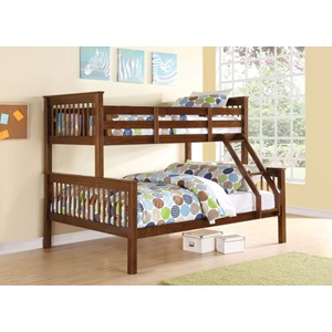 02417A_KIT HALEY TWIN/FULL BUNKBED