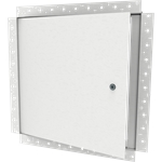 Medium Security Access Door with Drywall Bead Flange, Steel