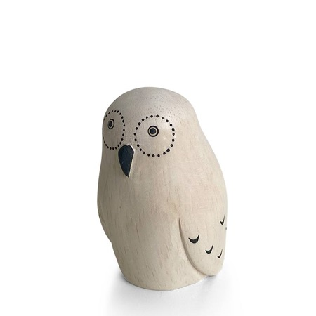 T-Lab Wooden Animal - Owl