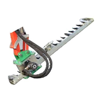 Hedge Trimmer Boom Mower Attachment