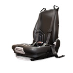 Vinyl Actimo Seat with 4-Point Harness