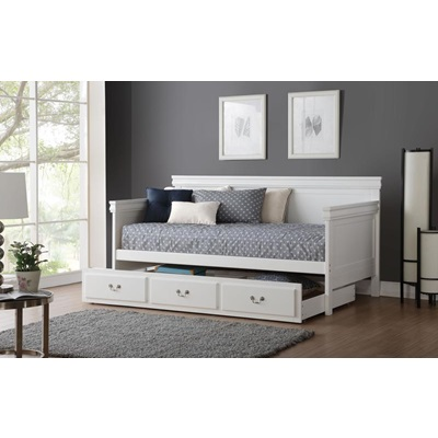 39100 BAILEE WHITE DAYBED