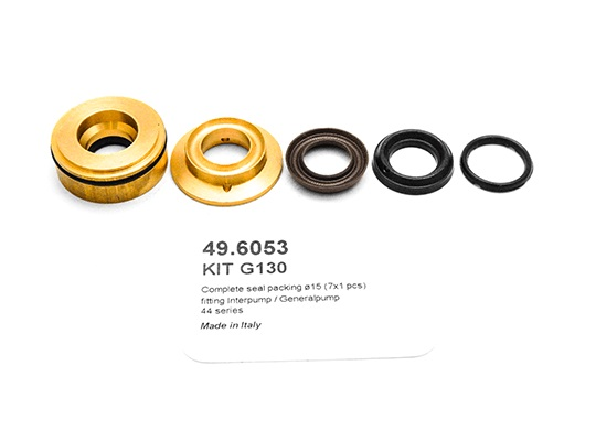 Veloci Replacement Pump Kit for GP Kit 130