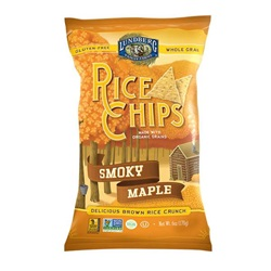 Rice Chips, Smoky Maple - 6oz