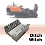Ditch Witch® Compatible Vice Jaws & Inserts