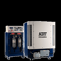 Scott Patriot Air Compressor