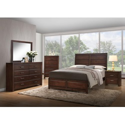 25790Q OBERREIT QUEEN BED