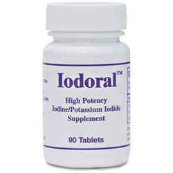 Iodoral 90 Tablets 12.5 mg
