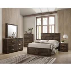 24847EK Elettra Eastern King Bed