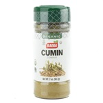 Cumin, Ground (Organic) - 2oz