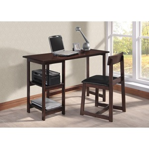 92046 ESPRESSO 2PC PK DESK & CHAIR
