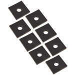 Bed Frame Mounting Pad Set