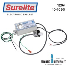 Ballast: Surelite 120V 50/60 Plug Thru with Dry Contact Full-Line
