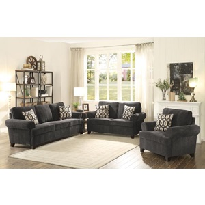 52826 LOVESEAT  W/2 PILLOWS
