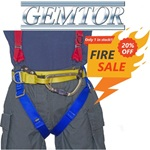 Gemtor 546NYC Series Class II Harness - Size 0, Right Opening - Open Bag - DOM: 1/19