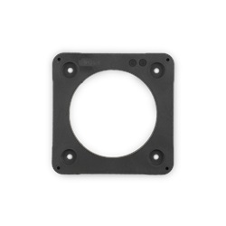 03.747 Plastic Mounting Plate w/ Gasket Overhead View