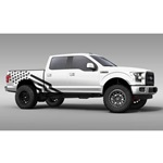 Starfighter Truck Graphics (satin black)