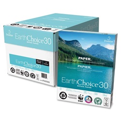 8.5 X 11 20 LB GOLDENROD DOMTAR EARTHCHOICE COPY PAPER, 81203, 500/RM 10 RM/CA