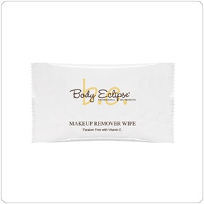 Body Eclipse Spa® Makeup Remover Wipe