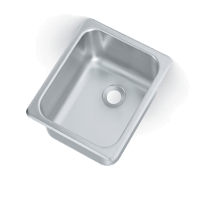 Vollrath 212560 Drop-In Sink Compartment
