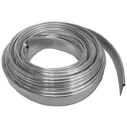 Fender welting 50ft chrome