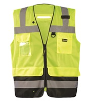 Black Bottom Surveyor Vest