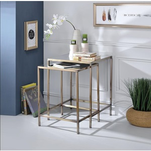 84475 2PC NESTING TABLE