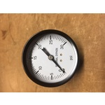 "2-1/2"" Round, 0-30# Steam Gauge (steam boilers only)"