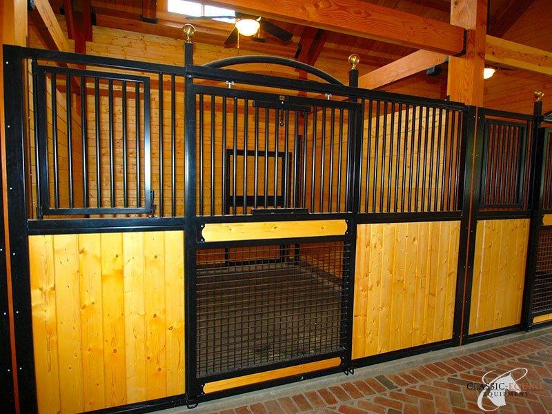 Sliding Horse Stall Doors Best Quality Horse Stalls Made