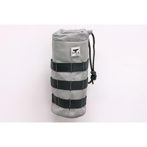 Insulated Drink Holder Grey/Black